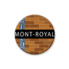 Montreal Metro Magnets/Aimants