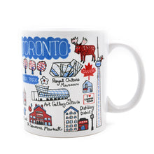 Load image into Gallery viewer, Toronto Cityscape Mug