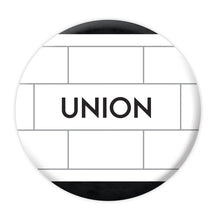 Load image into Gallery viewer, Toronto Subway Buttons: University line