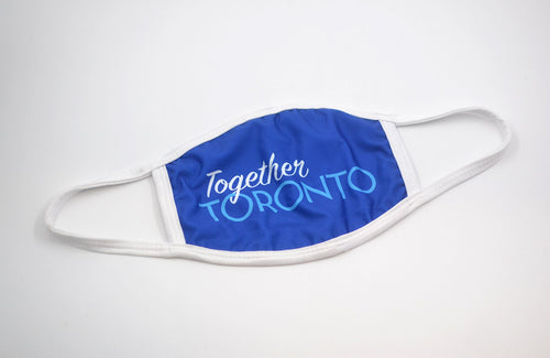 Together Toronto face mask