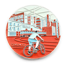 Load image into Gallery viewer, Commuter Enamel Pin