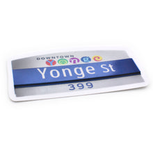 Load image into Gallery viewer, Toronto Street Sign stickers