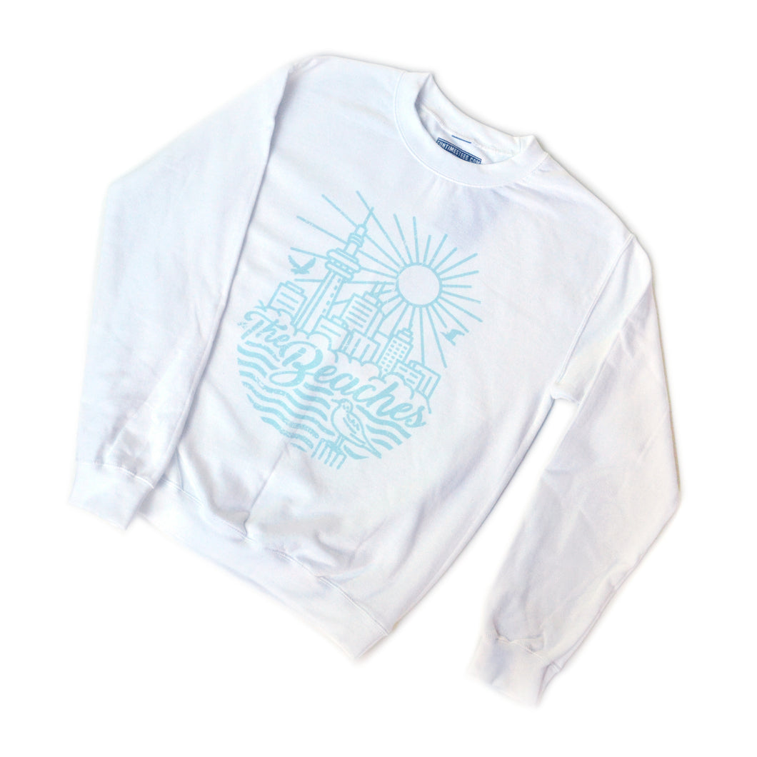 The Beaches Crewneck Sweatshirt