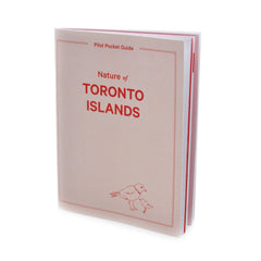 Nature of Toronto Islands pocketbook