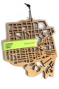Toronto city Trivet (Pot Holder)