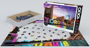 Toronto Sign Jigsaw Puzzle