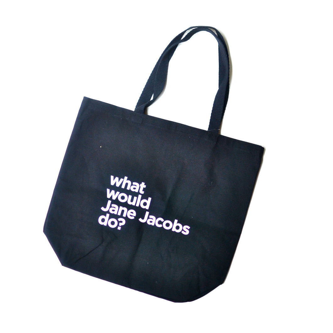 What Would Jane Jacobs Do totes