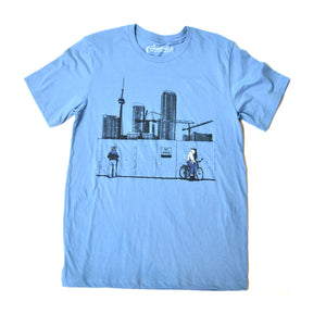 Construction Hoarding T-Shirt