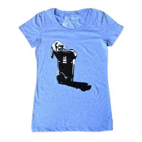 Womens Raccoon T-shirt