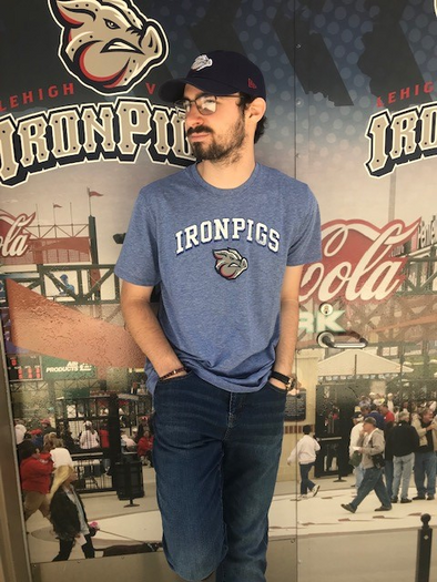 Lehigh Valley IronPigs Victors Match Tee