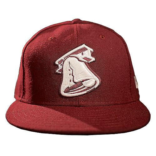 Lehigh Valley IronPigs 5950 Official On Field Sunday Fitted Cap