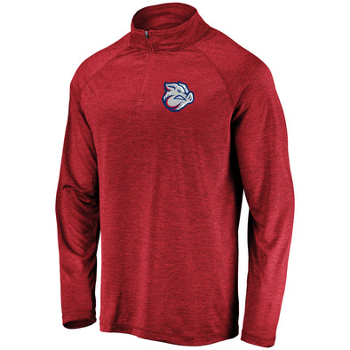 Iconic IronPigs 1/4 Zip