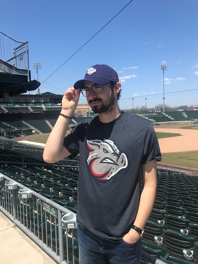Lehigh Valley IronPigs Distressed Imprint Match Tee