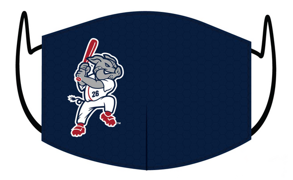 Lehigh Valley IronPigs Batting Pig Face Mask