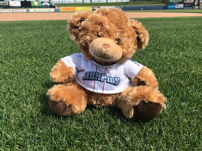 Lehigh Valley IronPigs Plush Bear