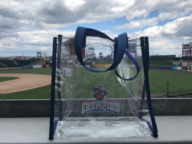Lehigh Valley IronPigs Clear Bag