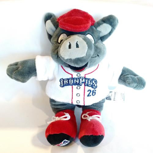 Lehigh Valley IronPigs FeRROUS Plush Doll