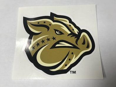 Gold Standard Sticker