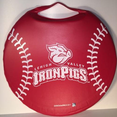 Lehigh Valley IronPigs Seat Cushion