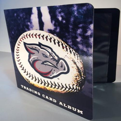 Lehigh Valley IronPigs Trading Card Album