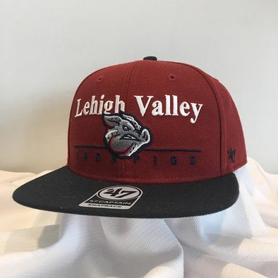 Lehigh Valley IronPigs '47 Brand Captain Rosemont