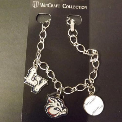 Lehigh Valley IronPigs Logo Bracelet Charm
