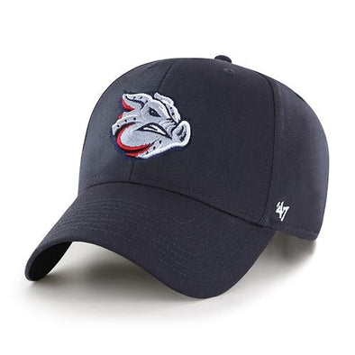 Lehigh Valley IronPigs '47 Womens Navy Carol MVP Cap