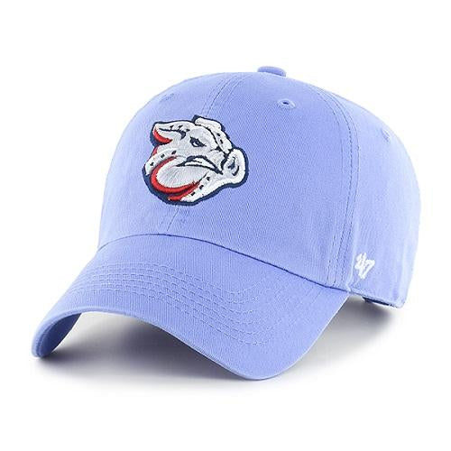 Lehigh Valley IronPigs '47 Womens Oyster Clean Up Cap