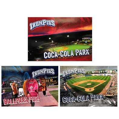 Lehigh Valley IronPigs Postcards