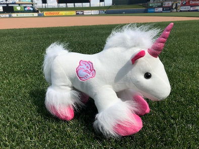 Lehigh Valley IronPigs Unicorn Plush
