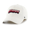 '47 White Bacon Roper Cap