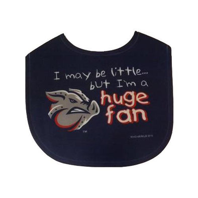 Infant Huge Fan Baby Bib
