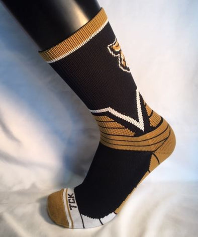Gold Standard Stripe Socks
