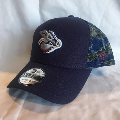 Lehigh Valley IronPigs 9Forty SnapBack Trucker Wild Cap