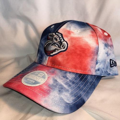 Lehigh Valley IronPigs Womens Adjustable Color Burst Cap
