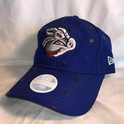 Lehigh Valley IronPigs Womens Adjustable Scatter Sleek Cap