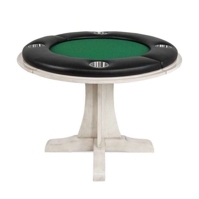 4 Player Poker Table with an Innovative No Leak Table Top Cover - Cave Selection ...  sc 1 st  Cave \u0026 Co. & Cave \u0026 Co. - 4 Player Poker Table with an Innovative No Leak Table ...