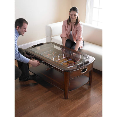 Chicago Gaming Signature Foosball Coffee Table - Foosball Table - Chicago Gaming Company - 0110
