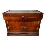 Deluxe Bandage Lid Tack Trunk
