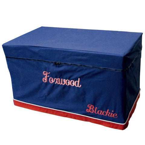 The Custom Tack Trunk Cover