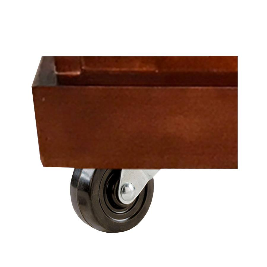 Trunk Caster Wheel Set