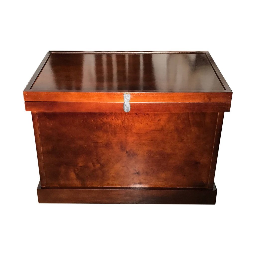 Stained Standard Tack Trunk