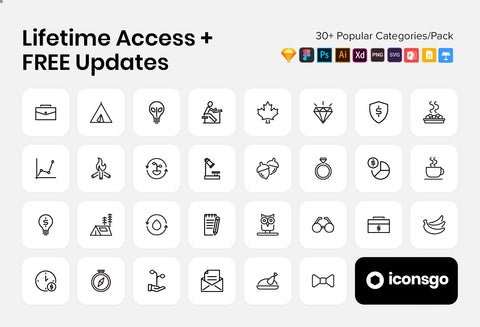 Full Access - All Icons Included