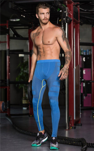 Men's Sports Fitness Compression Active wear