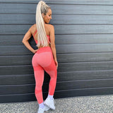 High Waist Fitness Yoga Pants