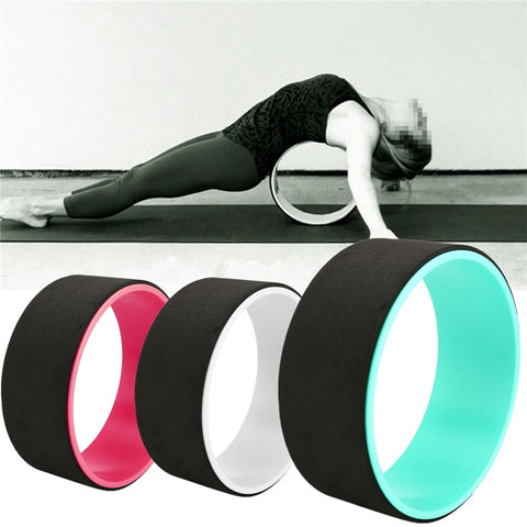 TPE Yoga Circle Professional Yoga Wheel