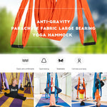 Aerial Yoga Flying Hammock Inversion Swing