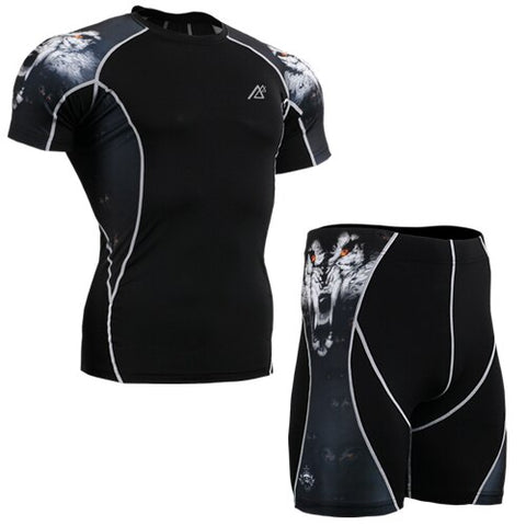 Life on track New Men's Sports Wear