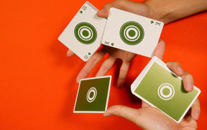 Guerrilla Echo Playing Cards