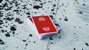Ardor Gradient Playing Cards